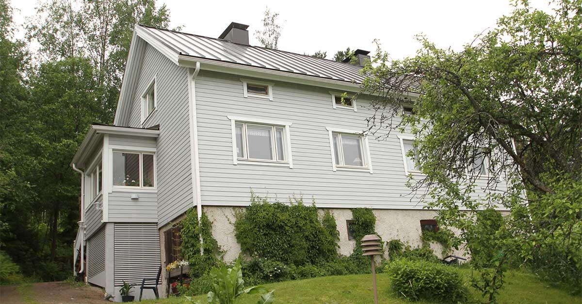 Kattoremontti omakotitaloon Jyväskylä